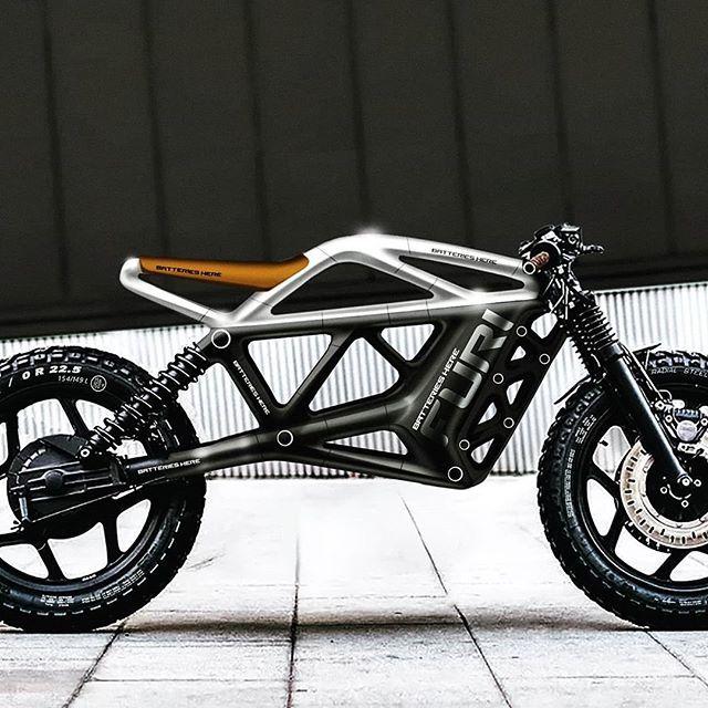 Car Design World On Instagram Furi Electric Bike By Artem