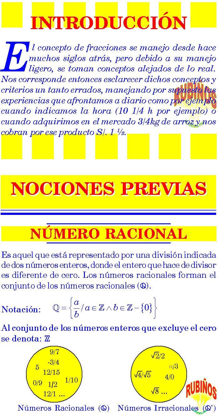 Que Es El Conjunto De Los Números Racionales Ejemplos Números Racionales Acertijos Matematicos Resueltos Numeros Reales