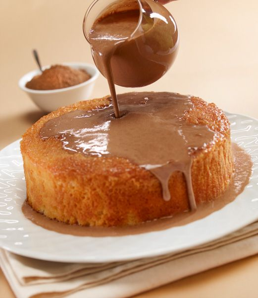 Pastel tres leches de chocolate abuelita. oh yessss!