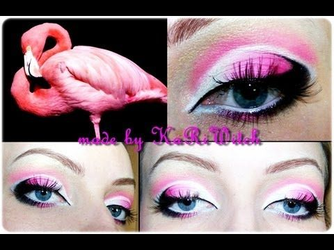 DIY Flamingo Costume - maskerix.com