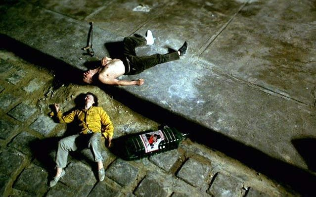 Les amants du Pont-Neuf - Leos Carax (1991)
