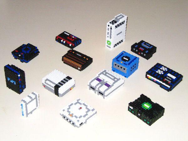 Mini Consoles by DrOctoroc
