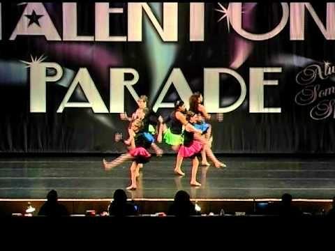 NY2LA - Talent On Parade performance