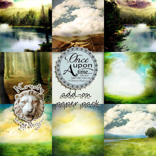 Once Upon A Time Add-on által Krysty Scrap Designs #digitalcollage #digital #art #photomanipulation #artjournaling #scrapbook #fairytale #onceuponatime