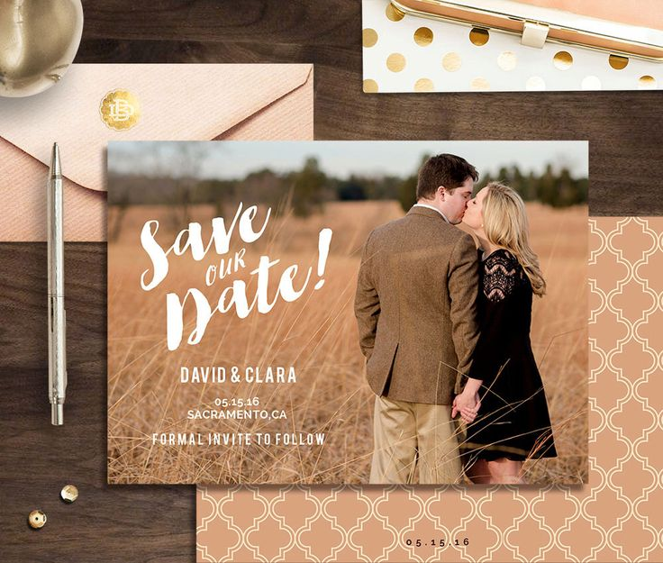 The 25+ best Engagement announcement cards ideas on Pinterest - wedding announcement template
