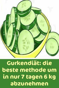Gurkendiät: die beste methode um in nur 7 tagen 6…