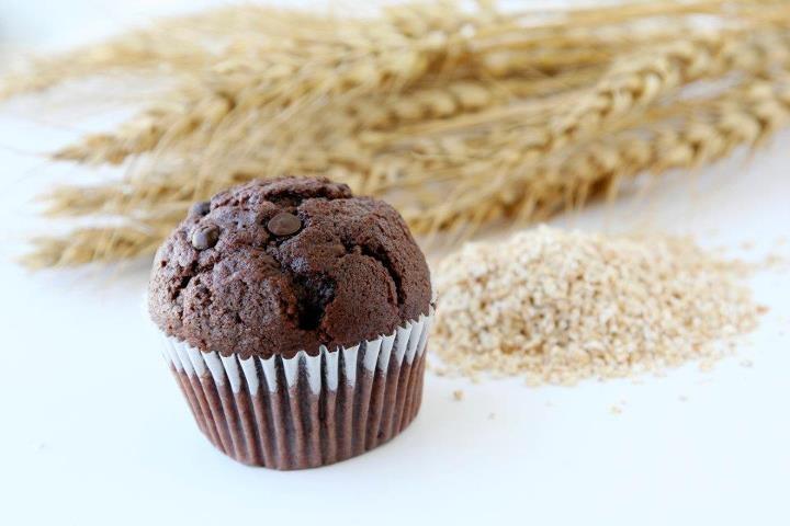 Czekoladowa muffina / Chocolate muffin