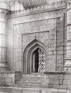 Mehtar Mahal, built by sweeper!!, Bijapur, Karnataka, S. India  Great monuments. ~ Navrang India