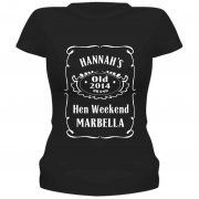 Tennessee Whiskey T-Shirt/Vest Tops
