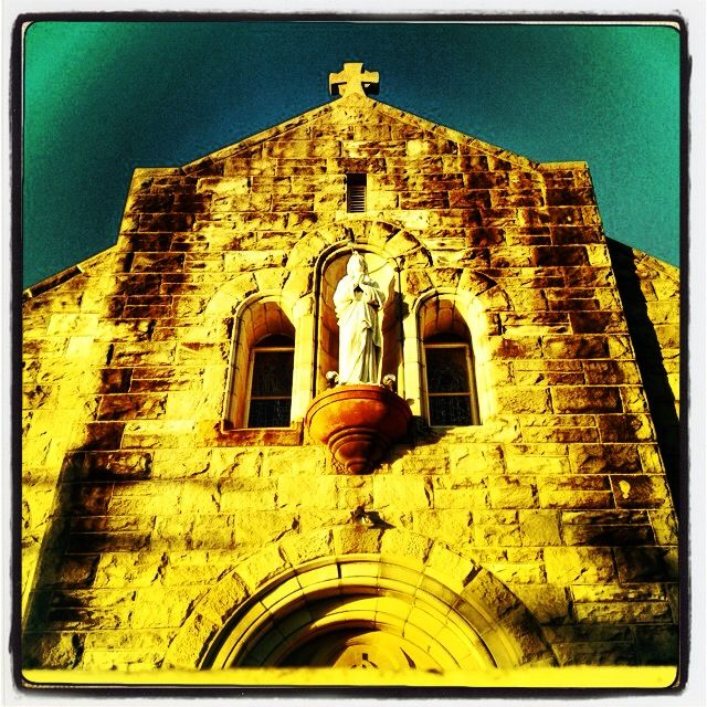 The Star of the Sea Chapel, Watsons Bay