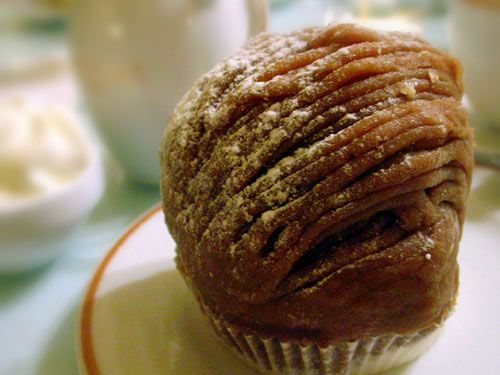 Unbelievable Mont-Blanc in such a lovely tearoom at Angelina-226, rue de Rivoli-75001 Paris.  Tube station : Tuileries