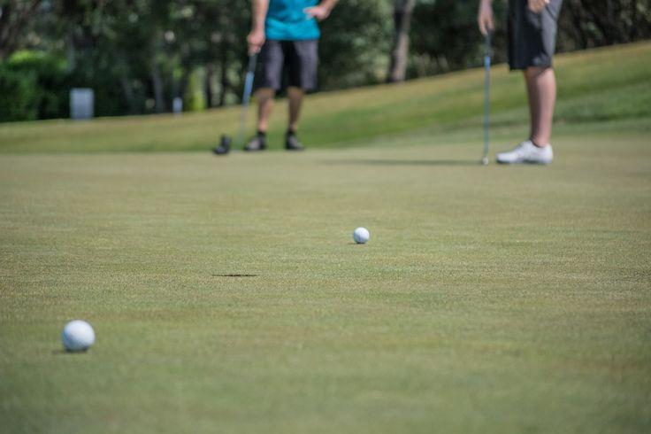 Berlatih Golf Untuk Kelangsungan Bisnis Anda