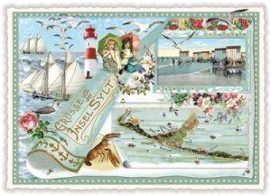 tausendschön postkarten - Insel Sylt