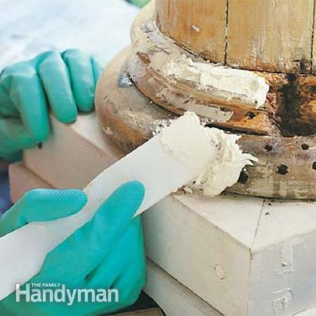 How To Patch Rotted Wood Applications Renta