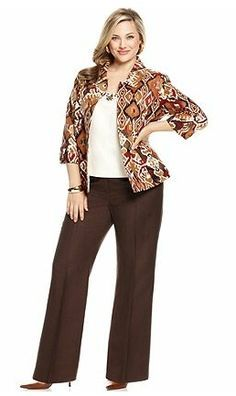 plus size career wear outfit ideas 12 #plus #plussize #curvy