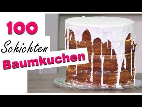 100 SCHICHTEN Baumkuchen | 100 layers of Tree Cake