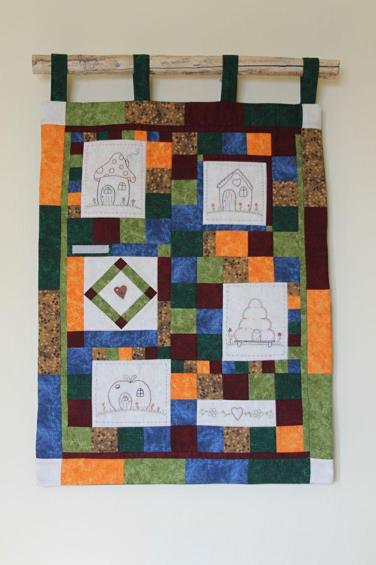 Houses komplett von Sabine bine174.blogspot.com