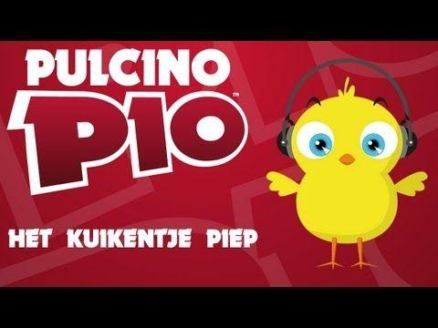 PULCINO PIO - Het Kuikentje Piep (Official video) - YouTube