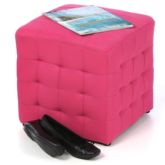 25 Best Contemporary Ottomans And Cubes Ideas On