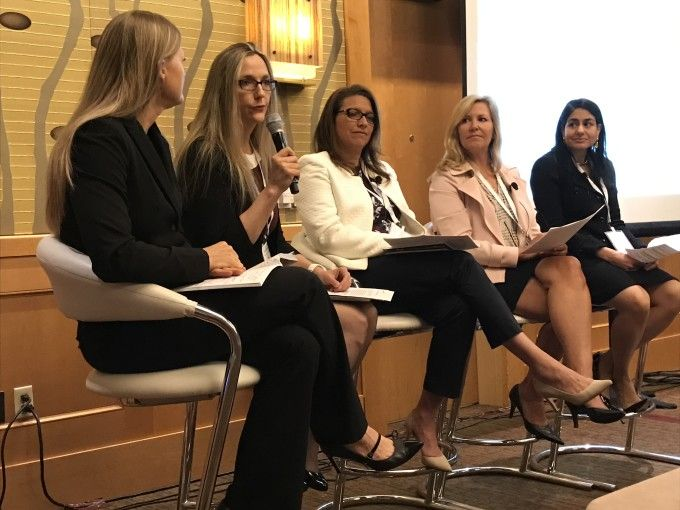 There is no easy solution to closing the #gender gap in the financial services industry — but for some firms, the first step may be fostering new perspectives from within. Principal and Chief Strategy Officer Gretchen Halpin shares her take on this topic, plus exclusive highlights from her NAPFA panel presentation, with Financial Planning Magazine. #women #empowerment #inspiration #finance #career #leadership
