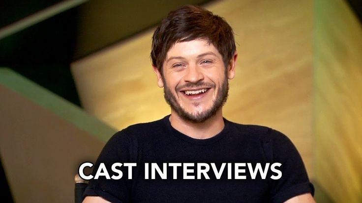 Marvel's Inhumans Cast Interviews