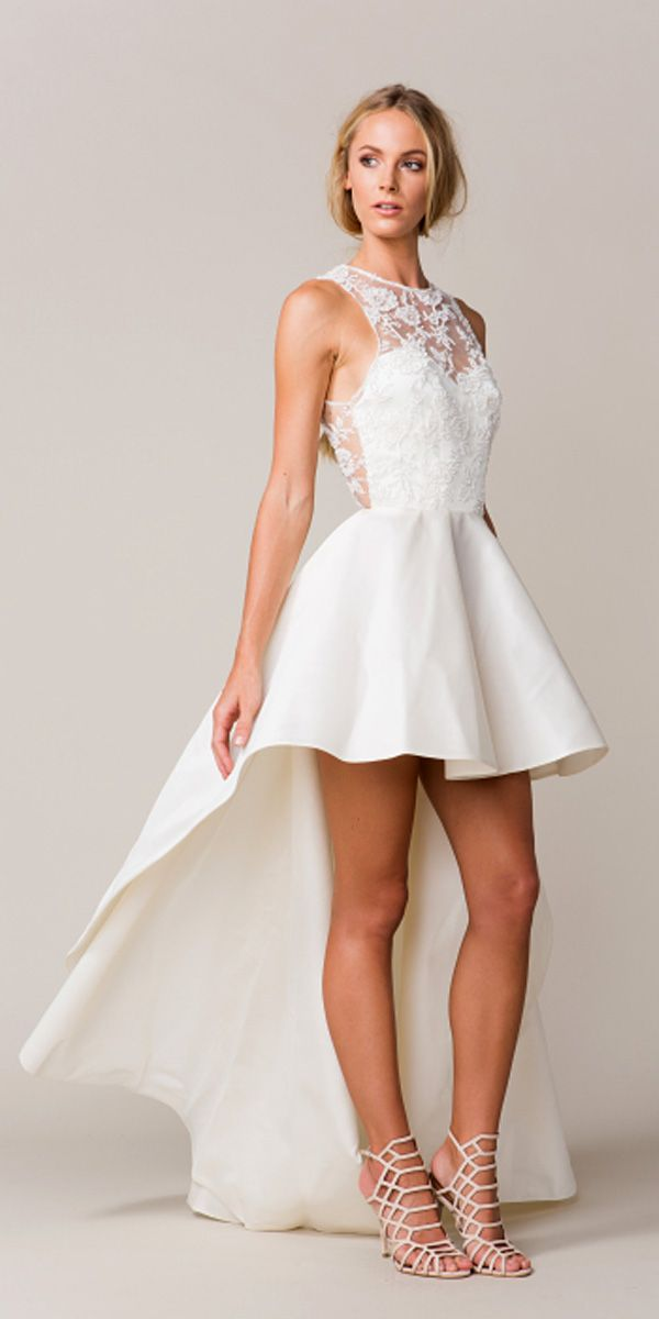 high low wedding gowns 7