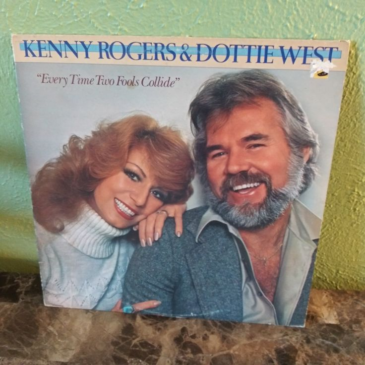 1978 Kenny Rogers & Dottie West 'Every Time Two Fools ...