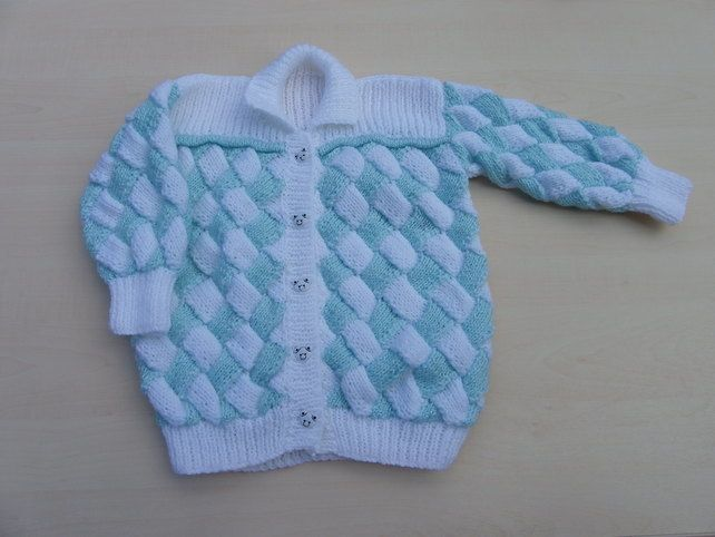 Entrelac Knitting Dishcloth Pattern : 38 Best images about breien entrelac on Pinterest Knitted baby, Knit socks ...