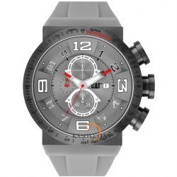 CATERPILLAR DT 50 Grey Rubber Chronograph DT15325515