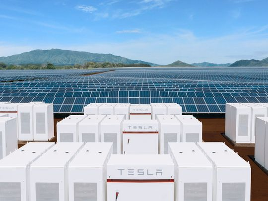 Hurricanes Clear The Way For Tesla To Power Puerto Rico & The Caribbean