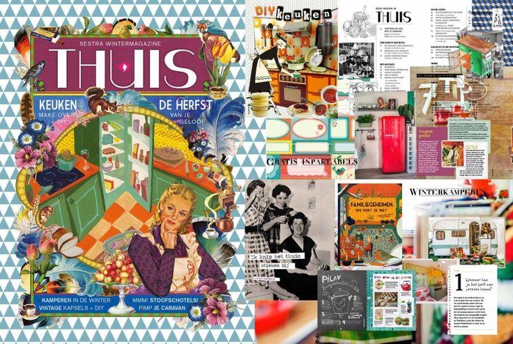 Sestra wintermagazine THUIS 2014