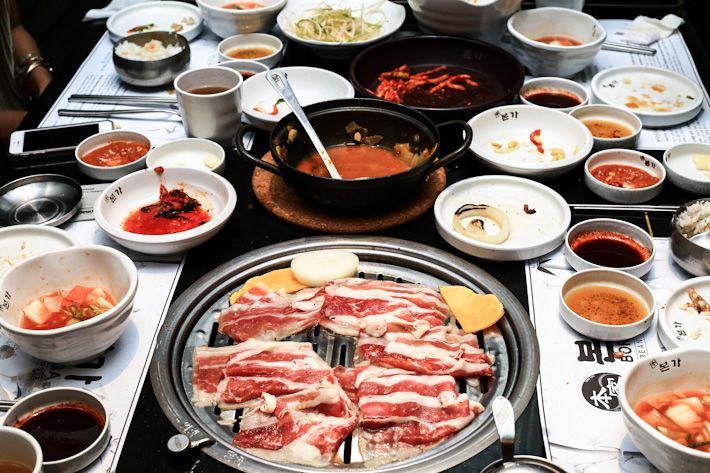 Singapore Best Korean BBQ