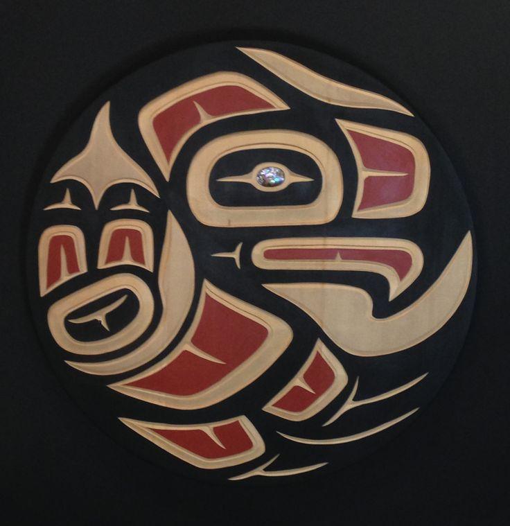 Best west coast native carvings images on pinterest