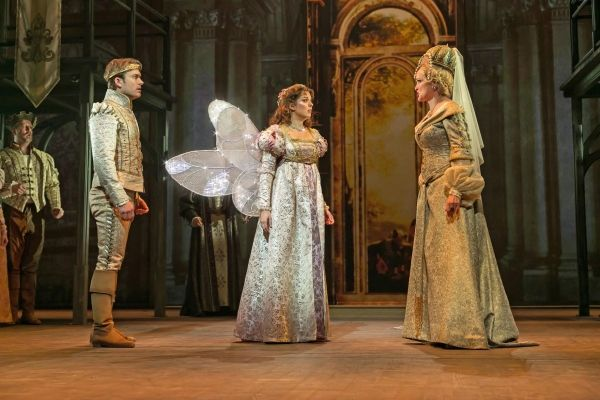 Photo Flash: First Look at Fred Inkley, James Snyder, Margo Seibert and Christine Ebersole in World Premiere of EVER AFTER at Paper Mill Playhouse