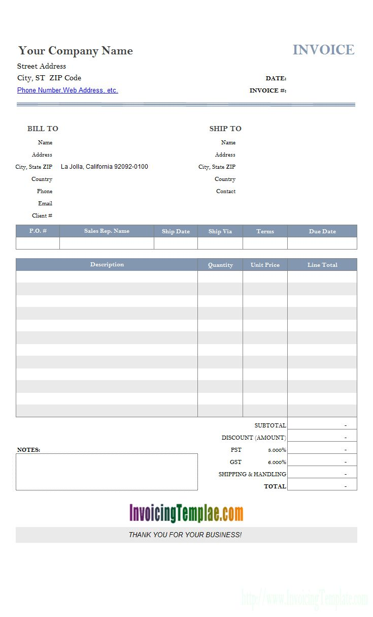 The Amusing 008 Template Ideas Ms Office Invoice Simple Separate