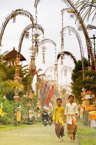 Galungan ॐ Bali Floating Leaf Eco-Retreat ॐ http://balifloatingleaf.com ॐ