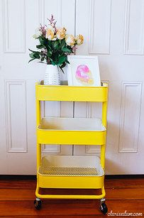 At just under $50, this modest little IKEA cart has built quite a cult following. Here's why.