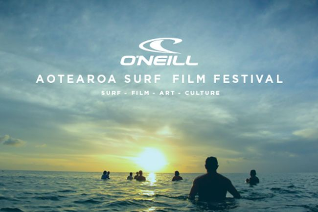 The O'Neill Aotearoa Surf Festival is touring cinemas across New Zealand over the next couple of months with a curated selection of international surf feature films, documentaries and short films on a summer road trip to coastal towns celebrating the best of surf culture. Check to see if its in a cinema near you at www.asff.co.nz