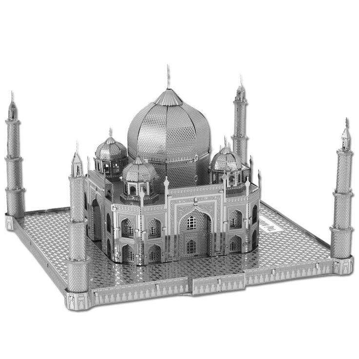 Taj Mahal - 3D Metal Model Kit