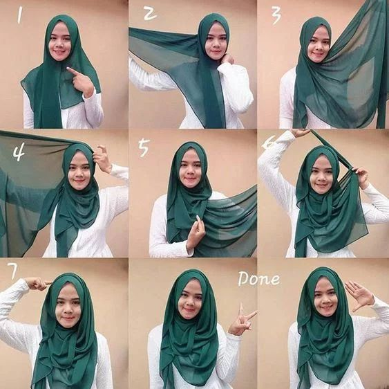 80 Best Hijab Style Images On Pinterest Hijab Styles Abaya Fashion And Modern Hijab