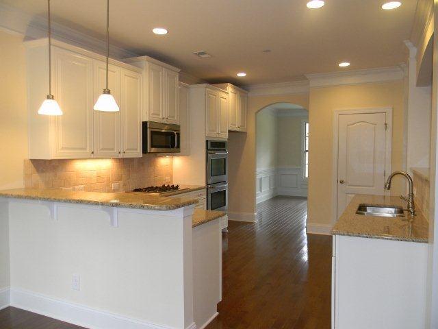 Timberlake Sierra Vista Painted Linen Cabinets Kitchen Backsplash Board 13