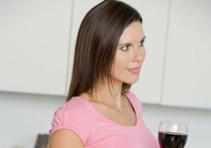 For pregnant women, one glass of wine a day is fine
