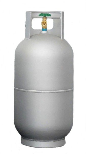 Propane cylinders made from aluminum are lighter than other cylinder. Thus, they are compact.  Buy aluminum cylinder from us on 35% discount:  http://www.propanetankstore.com/shop/33-5-lb-7-5-gallon-aluminum-forklift-cylinder-with-fill-valve-and-guage/