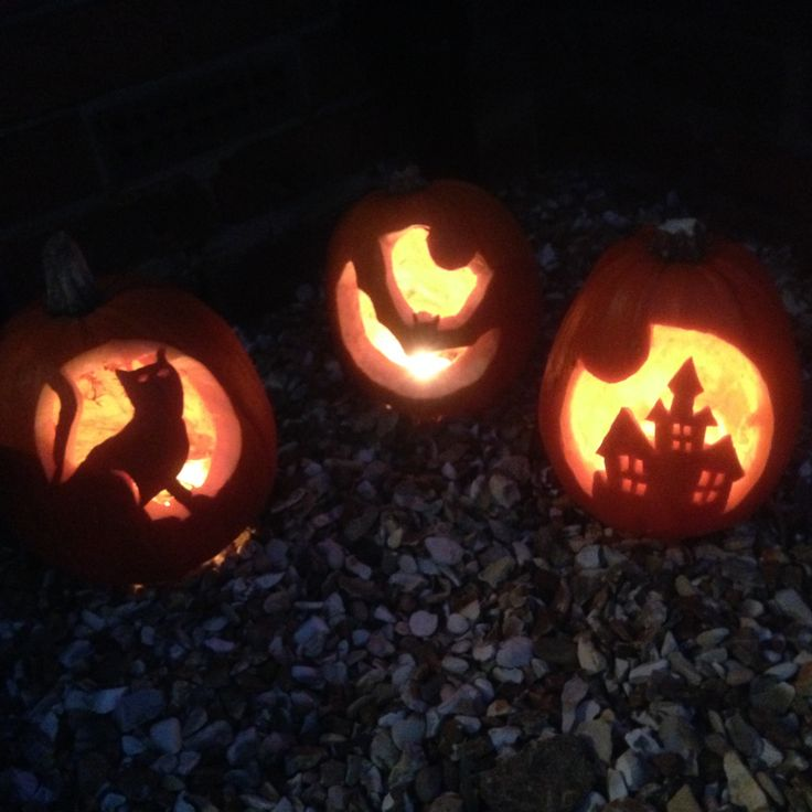 Carving and Keeping Our Fingers!