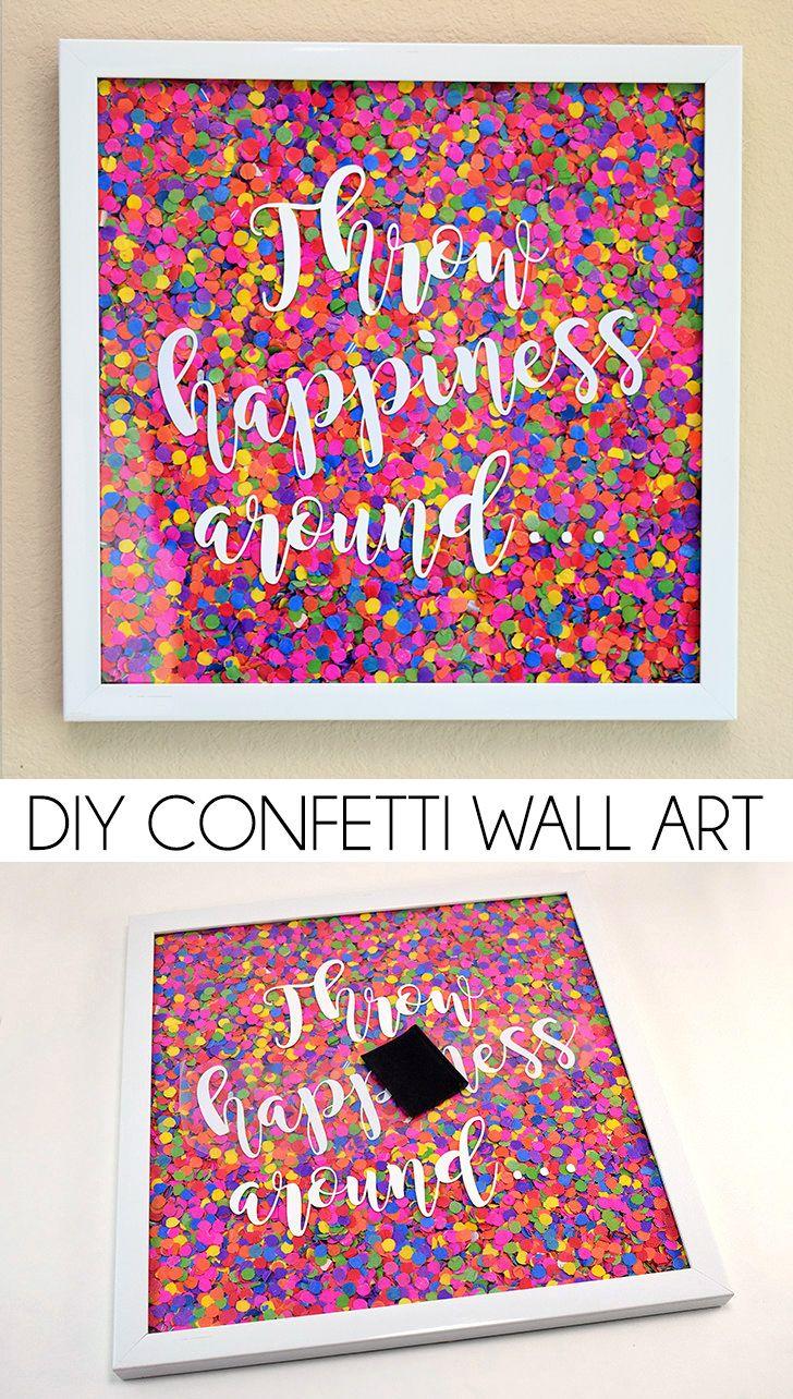 Best 25+ Confetti wall ideas on Pinterest | Star wall ...
