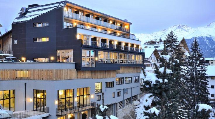 Alfa hotel design hotel serfaus fiss ladis austria for Design hotel austria