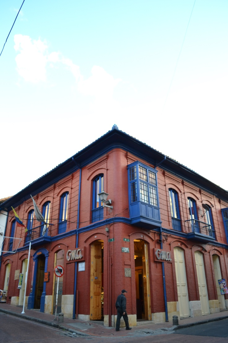 casa barrio la Candelaria,Bogotá,Colombia