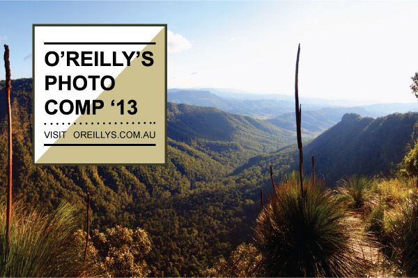 Know how to take a photo? It's O'Reilly's 1st ever Annual Photo Comp. visit O'Reilly's website for more details! #oreillysphotocomp13