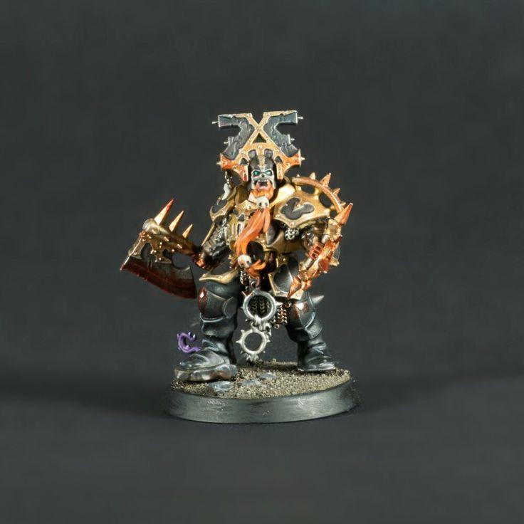 Khorne Blood Warrior #1