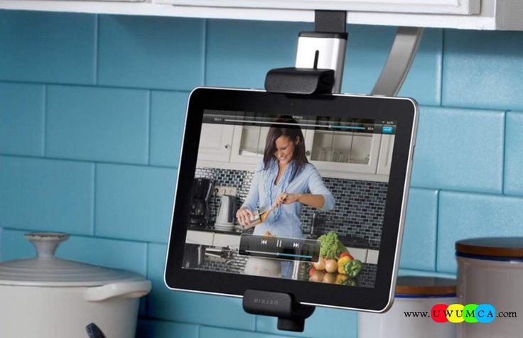 Kitchen:Belkin Kitchen Cabinet Tablet Mount Unique Quality Kitchen Gadgets For Seniors Men Healthy Eating High Tech Storage Solutions DIY Electrical Kitchens Gadget Tablet Design Ideas Unique and Quality DIY High Tech Kitchen Gadgets to Drool Over